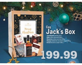 Cos Cadou Craciun, Jack's Box